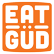 The EatGȔD logo